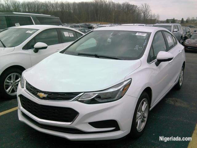 2017 Chevrolet Cruze Lt For E Auction Call Compt Mrs