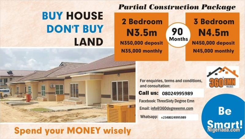 BUY HOUSE INSTEAD OF LAND AT AFFORDABLE PRICE@FLOURISH